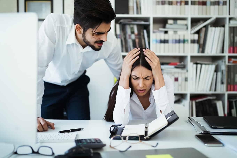 mobing ili zlostvljanje na radu
