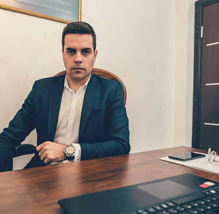 nemanja nedjelkovic advokat u Novom Sadu