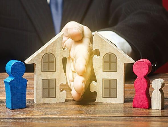 Imovinski odnosi između supružnika; deoba zajedničke imovine