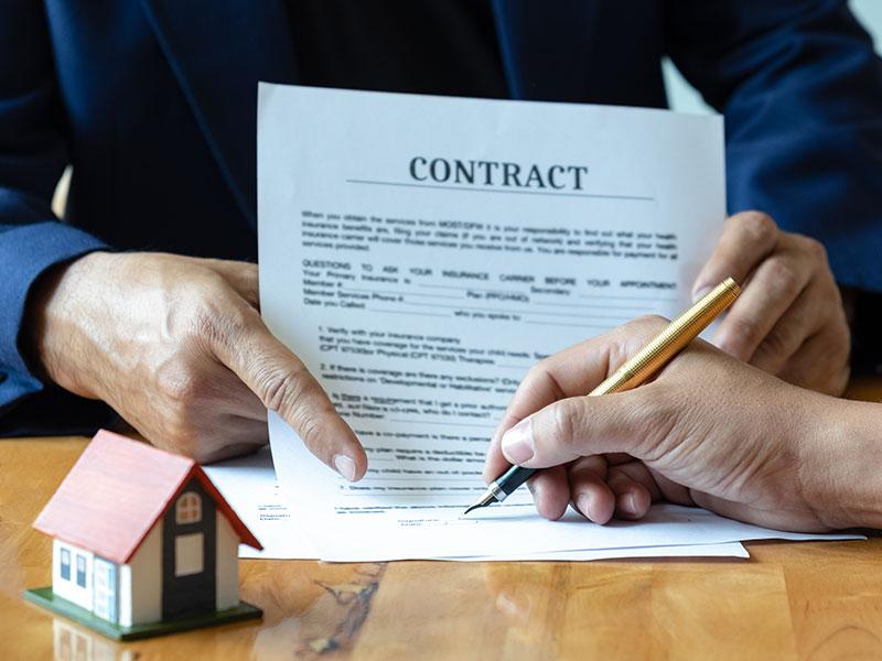 Zaključenje ugovora - ponuda - Advokat u Novom Sadu